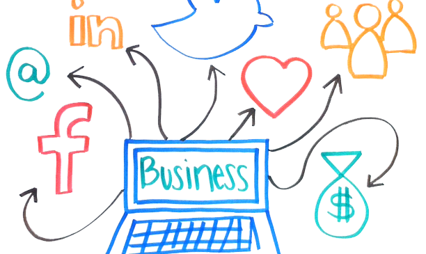 How small business can use social media to market themselves?