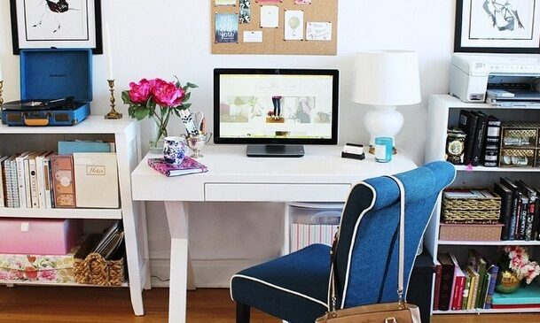 Cool ways to decorate your office space